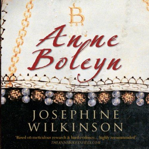 Anne Boleyn cover art