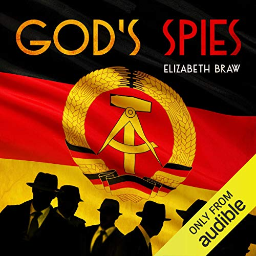 God's Spies audiobook cover art