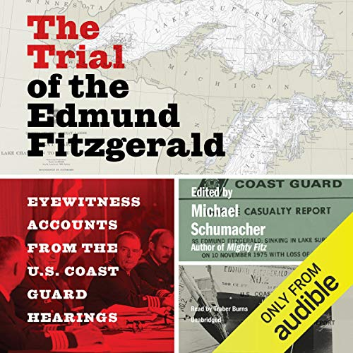 The Trial of the Edmund Fitzgerald cover art