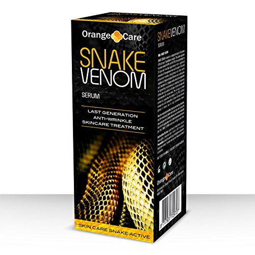 Orange Care Snake Venom Serum