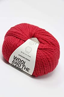 Wool & The Gang - Alpachino Merino True Blood Red