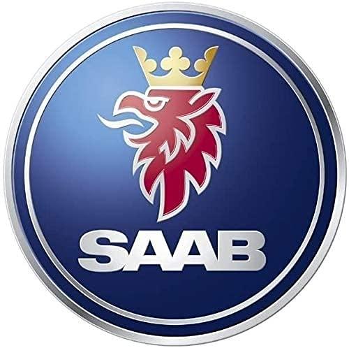 4 Piezas 68mm Tapas Centro Rueda para Saab 106 107 206 207 306 307 506 507 108 208 308 508, Resistente Al Agua Y Al Polvo CalcomaníAs de CalcomaníAs Coche Emblema Decorativa Accesorios