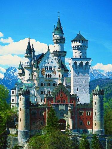 Ravensburger 14560 - Schloss Neuschwanstein, 500 Teile Puzzle