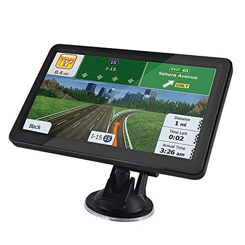 GPS Auto Voiture, 5 Pouce GPS Navigateur Automatique 8GB...