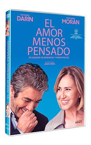 El Amor Menos Pensado (Spanish Release)