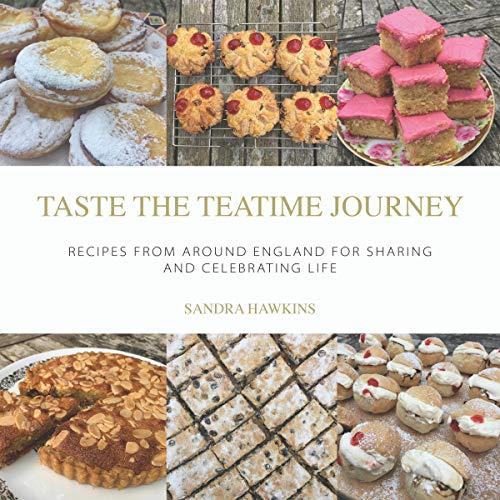 Taste the Teatime Journey cover art