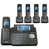 Best 2 Line Cordless Phones - VTech DS6151-11 DECT 6.0 2-Line Expandable Cordless Phone Review