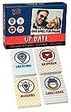 Up Date - Besondere Date-Ideen fr Paare. Auergewhnlichen Locations, Gesprchsthemen, Aufgaben und Challenges fr unvergessliche Momente zu zweit. Spiel mit ber 100 liebevoll designten Karten.