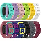 Best Fitbit For Kids - RuenTech Compatible with Fitbit Ace 2 Kid's B Review