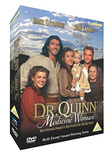 Dr Quinn: Medicine Women Series 5 [7 DVDs] [UK Import]