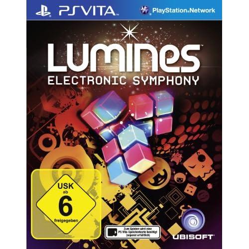 Lumines: Electronic Symphony [Edizione: Germania]