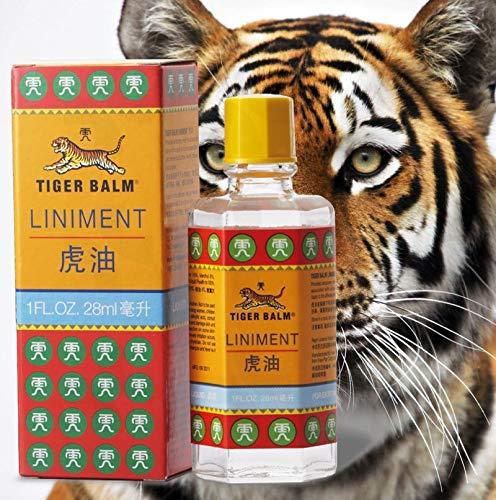 Bálsamo De Tigre Loción Liquido 28ml Aceite Tiger Balm Tailandia