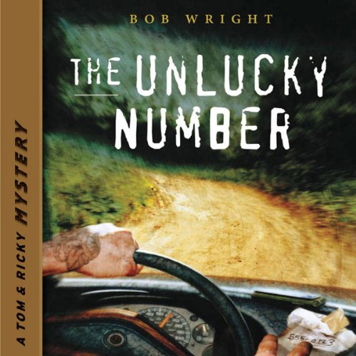 The Unlucky Number audiobook cover art