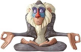 Enesco Disney Traditions by Jim Shore Lion King Rafiki Figurine, 3.1