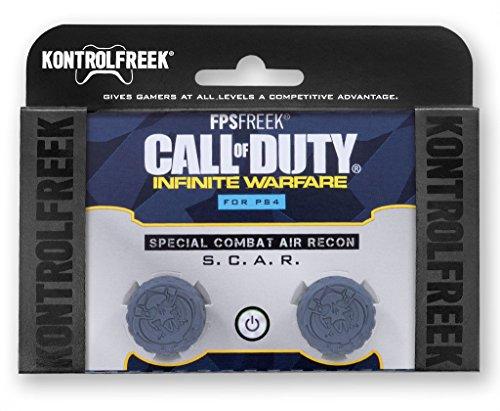KontrolFreek FPS Freek Call of Duty S.C.A.R per PS4