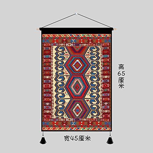 NPYANYAN hangmat wanddecoratie schilderij decoratie woonkamer achtergrond stof elektrisch meetapparaat box deco doek