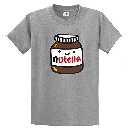 Graphic Impact Inspiré Nutella Smiling Jar Food Chocolate Lo