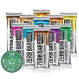 Biotech USA Zero Bar Mix-Box - Caja de barritas proteicas, varios sabores - 20 Unidades de 50 g