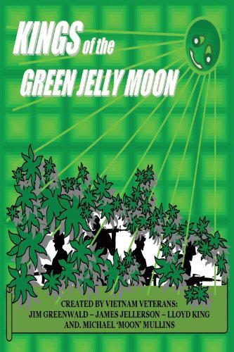 Kings of the Green Jelly Moon: The Book, Volume 1.5 (English Edition)