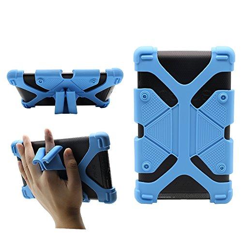 Universal 7 Zoll Tablet Hülle Kinder Shockproof Silikonkautschuk Fall Deckung mit Stand für RCA 7