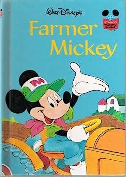 Farmer Mickey - Book  of the Disney's Wonderful World of Reading