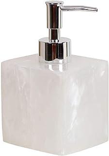Premium Quality Zeepdispenser Resin drukken Zeepdispenser Fles Presser Portable zeepdispensers Hotel Club Hand Showe (Colo...