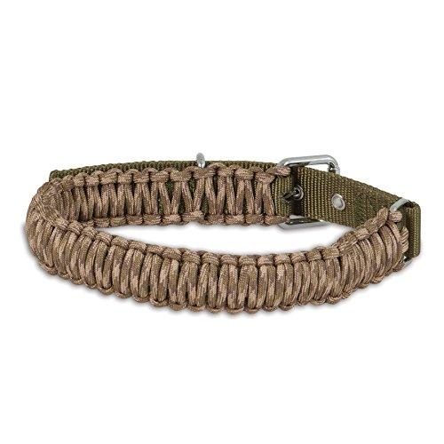 Aspen Pet Paracord Dog Collar