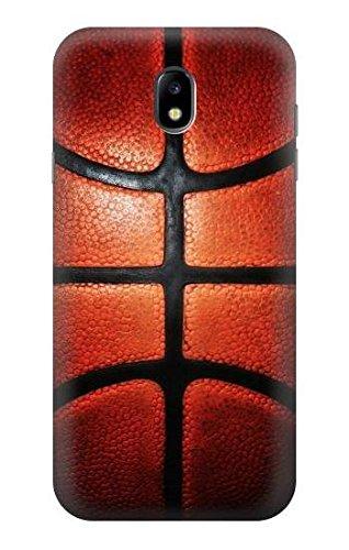 Basketball Hülle Schutzhülle Taschen für Samsung Galaxy J7 (2017) EU Version