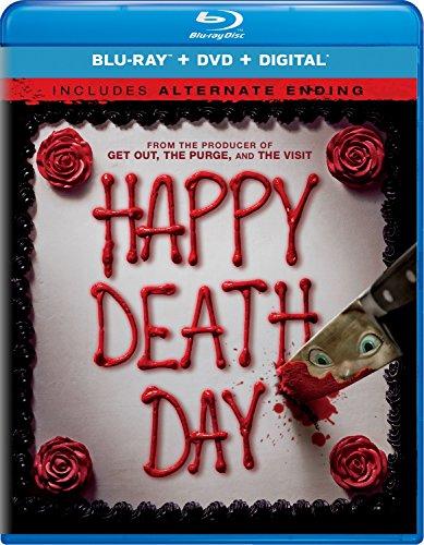 Happy Death Day [Blu-ray]