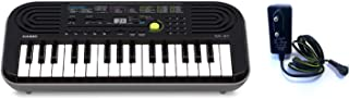 Casio SA-47, Electronic Keyboard with LAD-6 Adapter