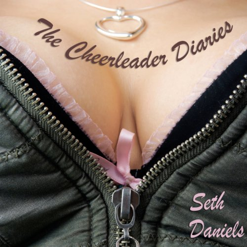 The Cheerleader Diaries audiobook cover art