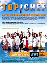 Top Chef Poster TV C 11x17 Tom Colicchio Padma Lakshmi Gail Simmons Ted Allen