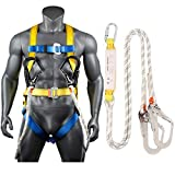 Safety Harness Fall Protection Kit, Construction Full Body System JO-2