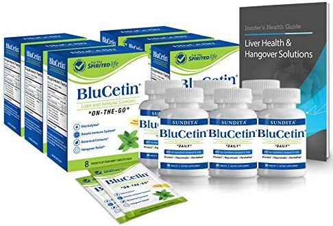 BluCetin 6 Month Gifts Supply Value Price Inventory cleanup selling sale Pack Thistle DHM - Milk E
