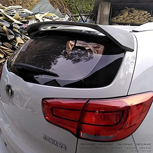 AJJZX Car Trunk Heckklappenspoiler, geeignet für Kia Sportage R 2011-2017 Kofferraumdekoration Paneelwagen Modifikation Zubehör