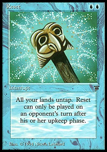 Magic: All items free shipping the Gathering Reset - shop Legends