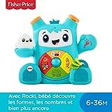 Fisher-Price Mon Ami Rocki robot interactif jouet sons et lumières pour apprendre à...