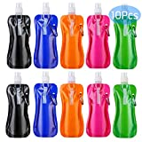 Best Collapsible Water Bottles - recyco Collapsible Water Bottle 10 Pcs (16 oz) Review