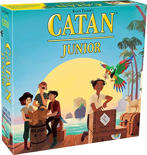 Catan: Junior Board Game  $15 at Amazon