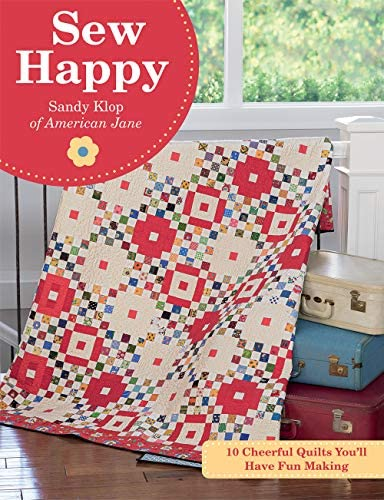Sew Happy 10 Cheerful Quilts You ll Have Fun Making product image