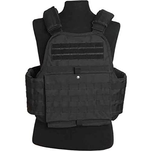Mil-Tec Plate Carrier Molle Modular Military Style Vest 15d4cd0cf1a