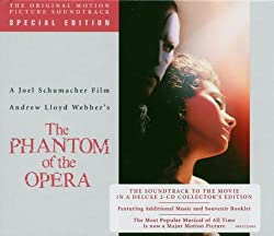 Le fantôme (bof) Phantom of The Opera