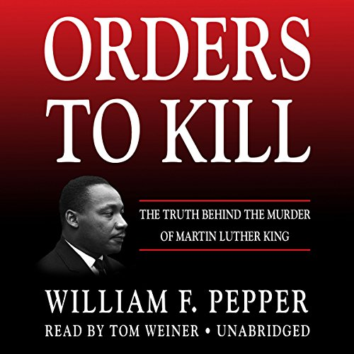 Orders to Kill audiobook cover art