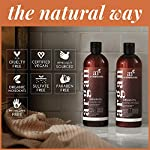 artnaturals Moroccan Argan Oil Shampoo - (12 Fl Oz / 355ml) - Moisturizing, Volumizing Sulfate Free Shampoo for Women… 4