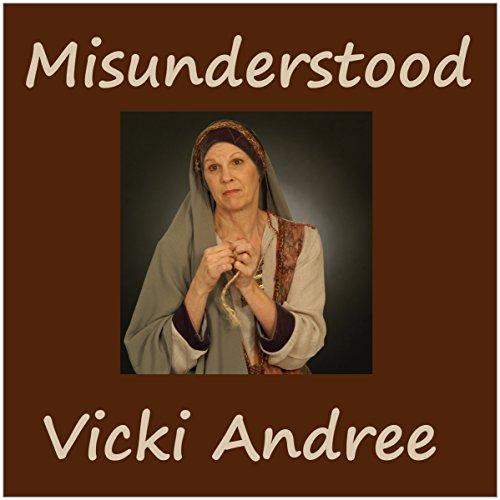 Misunderstood audiobook cover art