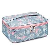 Travel Makeup Bag Large Cosmetic...