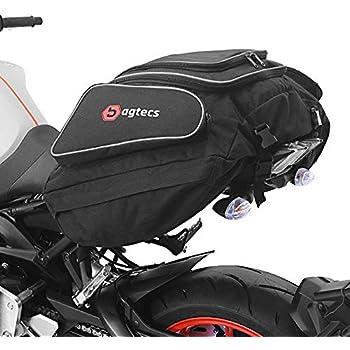 Sacoche de Selle pour Yamaha MT-07 Bagtecs X16