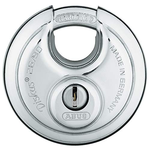ABUS 26/90 Diskus Hardened Steel Padlock Keyed Alike