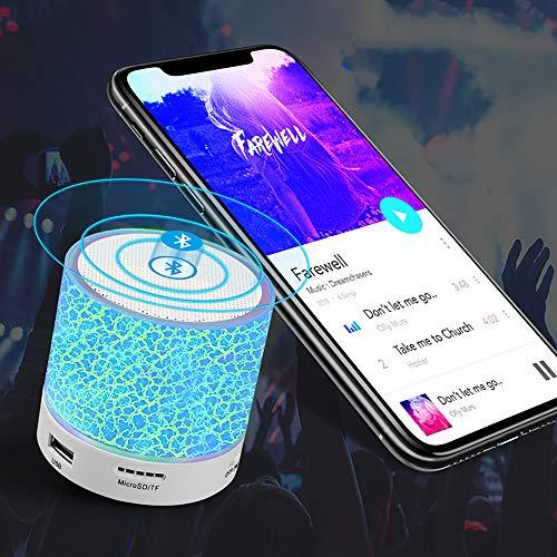 mini cassa bluetooth Cassa Bluetooth Tascabile Mini - Altoparlante Bluetooth Super-Portatile con Bassi Potenti
