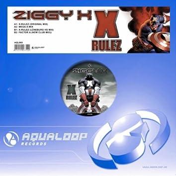 X-Rulez  Factor A